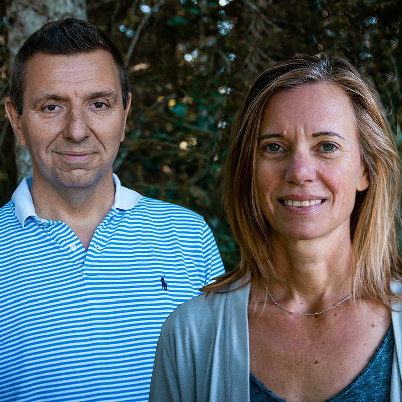 Coralie et Pascal